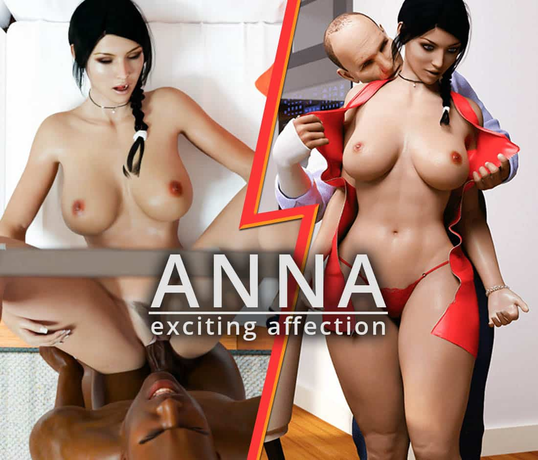 Anna: Exciting Affection-Jeu De Simulation De Sexe Gratuit